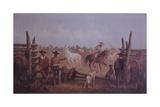 Tejano Ranchers  1877