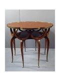 Art Nouveau Style Table  1902