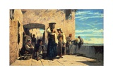 Fishwives in Lerici  1860