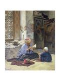 An Arab Schoolmaster  1889