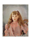 Portrait of Grand Duchess Olga Alexandrovna