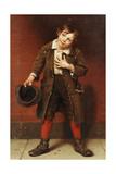 Beggar Boy  C1885-1887