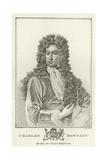 Charles Montagu  Duke of Manchester