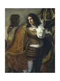 Portrait of Chancellor Seguir