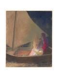La Barque  1902