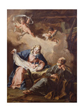 The Nativity  C1730-40