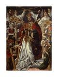 Coronation of Virgin