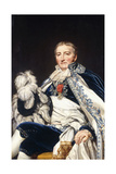 Portrait of Count Francais De Nantes