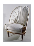 Art Deco Armchair  Ca 1913