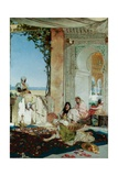Women of a Harem in Morocco  1875
