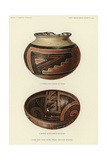 Vase and Food Bowl from Chevlon  Arizona