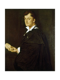 Lorenzo Bartolini's Portrait