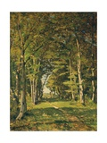 The Woods of Famars  1887