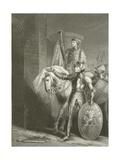 King Henry V  before Harfleur