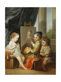 The Four Arts - Painting