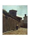 Street in the Sun  1863-1864