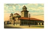 Terminal Station  Birmingham  Alabama  C1910-35
