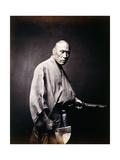 A Japanese Samurai  C1864-1866