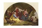 Christ Mourning over Jerusalem