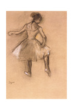 Dancer, C.1880 Giclée par Edgar Degas