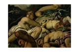 The Brazen Serpent  1575