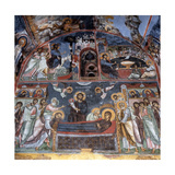 Entry into Jerusalem  Last Supper and Dormition