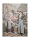 The Water Carrier  1821