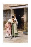 The Sunday Bouquet  1893