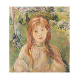 Girl at Mesnil  1892