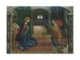 Annunciation  1485