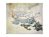 Snowbound  Circa 1889