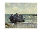 The Laugland Bay  Rock  1897