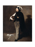 The Mandoline Player  1862