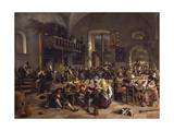 Feast in Inn  1674