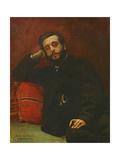 Portrait of Adrien Barthe  1866