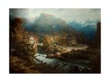 The Mountains of Vietri