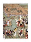 Surrender of Kandahar to Said Khan  C1640