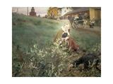 Fair at Mora  1892