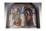 Annunciation  1491