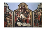 Oultremont Triptych  1515-1520
