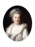Portrait of the Artist's Mother  Madame Le Sevre