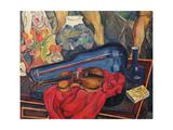 The Violin Case  1923
