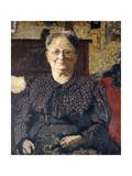 Portrait of Madame Vuillard  C1905