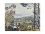 Port De Saint Tropez  1906