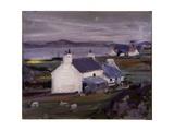Farmsteading  Iona  Auchabhaich Croft