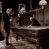 Game of Billiards  1905
