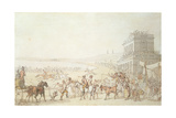 Brighton Races  1816
