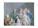 The Family of Charles Schaw  9th Baron Cathcart