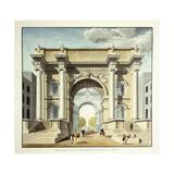 L'Arc De Triomphe  1806