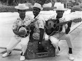 Calypso Band Members  C1965